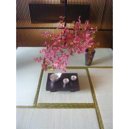 ユニット畳シリーズ 1.5畳 高さ45cm 洋室に気軽に和の空間を演出できます。