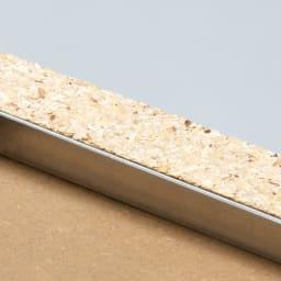 ホームライブラリーシリーズ キャビネット 幅80cm 高さ180cm 棚板は内部に2本の鉄板を入れ補強。棚板1枚当たり耐荷重約30kgの頑丈仕様です。