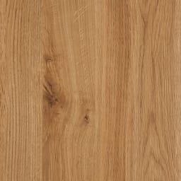 【完成品】木目が美しい引き出し付き本棚 オープンタイプ 幅60cm 表面はハッキリした木目が特徴のオーク柄。