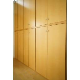 天井対応高さを選べるすっきり突っ張り書棚 奥行39cm段違いタイプ 本体高さ260cm(天井対応高さ263~273cm)