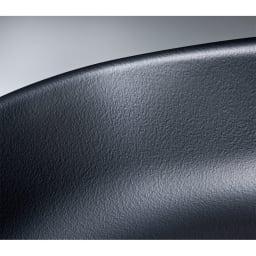 柳宗理 鉄のフライパン(蓋付き) 強火料理も楽しめる、耐久性のある鉄製。