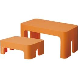 デコラステップ S・L 同色2個組 (イ)オレンジ
