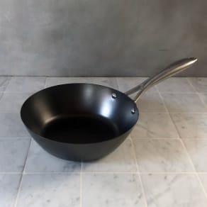 vitacraft/ビタクラフト スーパー鉄 炒め鍋 径22cm 写真