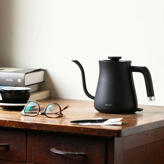 【送料無料】BALMUDA The Pot バルミューダ ザ・ポット (ア)ブラック