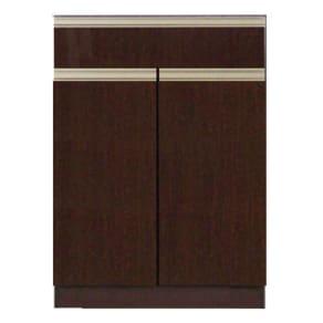 高機能 モダンシックキッチン キッチンカウンター 幅60奥行51高さ85cm 写真