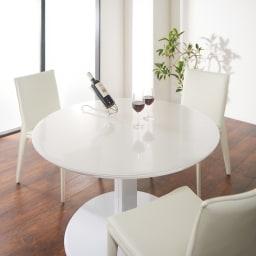 アキレス 高機能テーブルマット 幅90cm(オーダーカット) ご希望通りの形やサイズが叶うオーダーカットも大人気。ご自宅のテーブルに合わせられます。