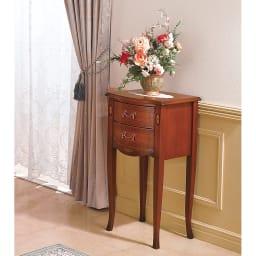 ベネチア調象がんシリーズ フラワースタンド・花台 優雅なカーブが魅せる優美な姿。華のあるエレガントな生活を送りたい貴女に。