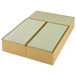 ユニット畳シリーズ お得なセット 3畳セット 幅120奥行180cm 高さ31cm 写真