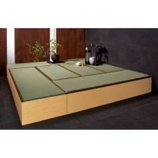 ユニット畳シリーズ お得なセット 8畳セット 幅240奥行240cm 高さ31cm