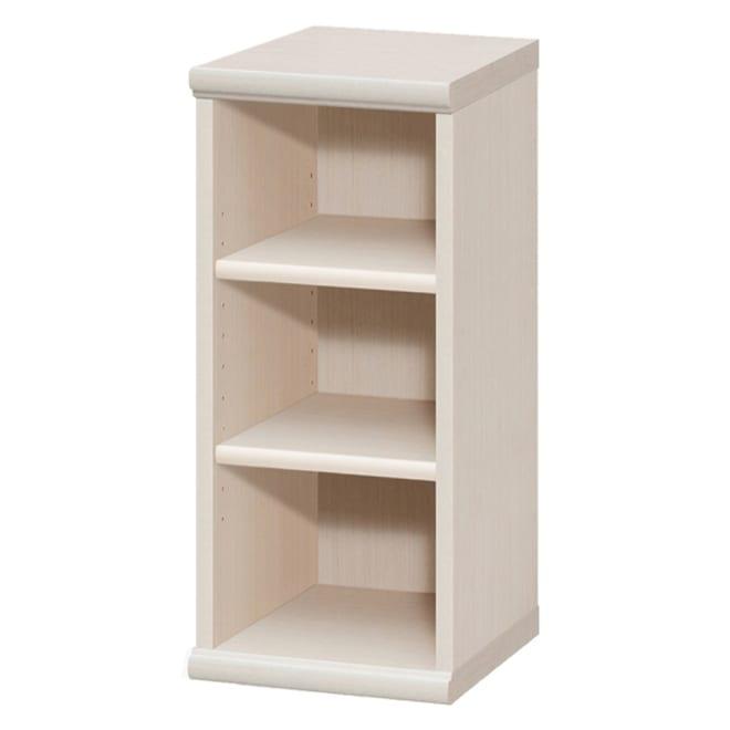 色とサイズが選べるオープン本棚 幅28.5cm高さ60cm (ア)ライトナチュラル