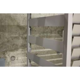 逆ルーバー室外機カバー 【大型対応】サイドパネル2枚組