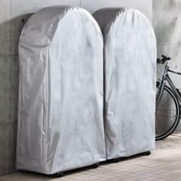 薄型タイヤラック 専用カバー【軽自動車・普通車・大型車対応】 ※お届けはカバーのみです。
