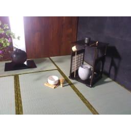 ユニット畳シリーズ お得なセット 8畳セット 幅240奥行240cm 高さ31cm 洋室に気軽に和の空間を演出できます。