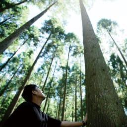 日田杉 ブックラック 幅134cm 高さ76cm