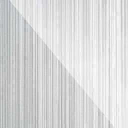 サイズが選べる家電収納キッチンカウンター ロータイプ 幅60cm (エ)ストライプシルバー(ヘアライン調) ヘアライン調のシルバー色プリントシート。