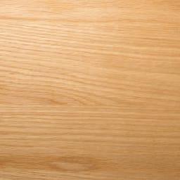オークカウンター下収納庫 奥行30高さ85cm 引き戸・幅120cm 木目がきれいなオーク突板を前板に使用。