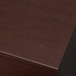 ラインスタイルハイタイプテレビ台シリーズ チェスト・幅45cm (ア)ダークブラウン