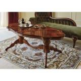 イタリアンリビングシリーズ 象がんリビングテーブル 写真