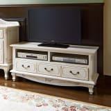 アンティーク調クラシック家具シリーズ テレビ台・幅113cm 写真
