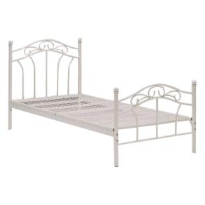 エレガントプリンセスベッド シングルベッド(フレームのみ) 写真