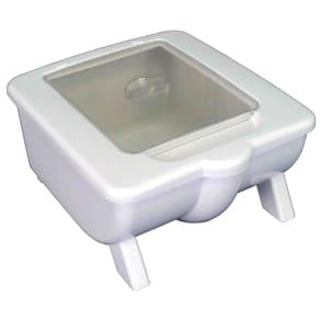 高機能 モダンシックキッチンシリーズ キッチンカウンター用米びつ10kg 写真