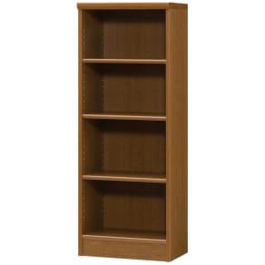 色とサイズが選べるオープン本棚 幅44.5cm高さ117cm 写真