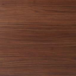 奥行4タイプ選べるデスクシリーズ デスク奥行70cm (ア)ブラウン:ナチュラルモダンな書斎にもおしゃれに設置できます。