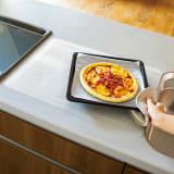 キッチン用半透明保護マット 57.5×45cm 写真
