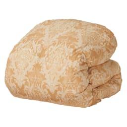 最高位ラベル取得ポーランド産マザーグースプレミアム羽毛布団 立体2層掛け布団 立体2層掛け布団…贅沢なふくらみと暖かさを満喫できる立体2層構造。ふっかふかがお好きな方へ。