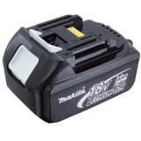 マキタ 業務用コードレス ハイパワークリーナー 専用リチウムイオン充電池 写真