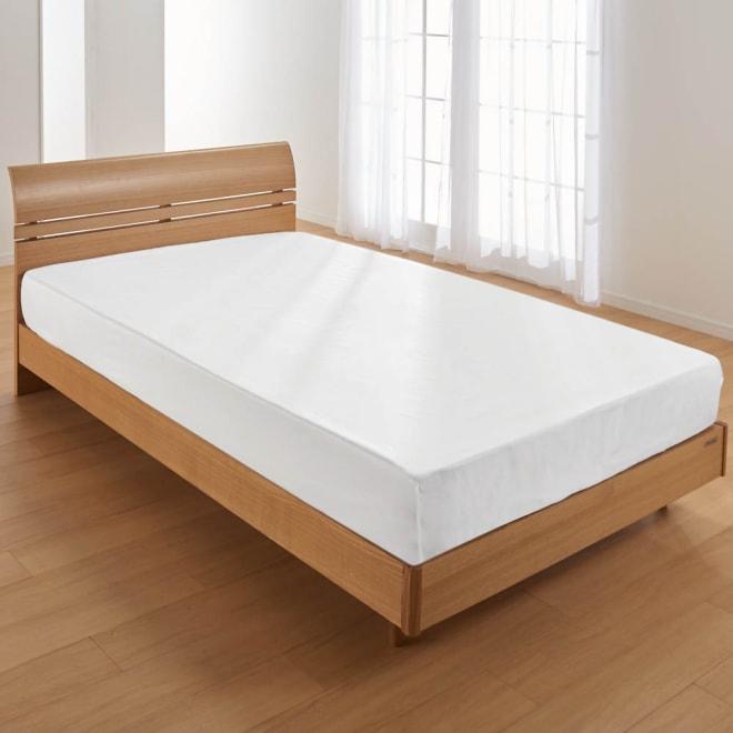 ミクロガード(R)プレミアムシーツ&カバーシリーズ ベッドシーツ 寝具を考えることは、健康を考えること。実感できるハウスダスト対策を