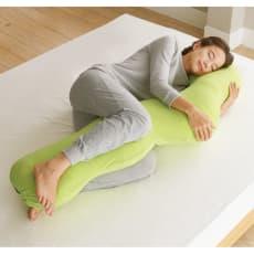 岡山県立大学とコラボ! 睡眠モードに切り替える 魔法の抱き枕(R)本体