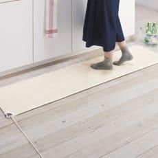 ホットキッチンマット 幅45cm