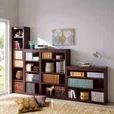 頑丈棚板がっちり書棚(頑丈本棚) ミドルタイプ 幅70cm