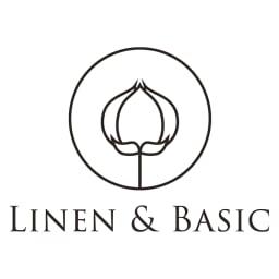 【LINEN & BASIC/リネン&ベーシック】 リネン100%カバーリング ボックスシーツ