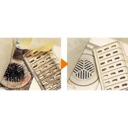 業務用 強力パイプ洗浄剤「ピカットロンプロ」 2Lセット(1L×2本) 浴室のいやーな詰りもこすらず、トロっと掛けるだけ!