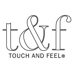 洗えるふんわりリネンシリーズ ピローパッド同色2枚組 ディノスオリジナルブランド TOUCH AND FEEL(R) 今、私たちに寄り添うファブリック