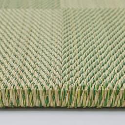 ヘリなしフロア畳「ノア」 厚さ約15mm