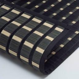 掛川織い草上敷き「MODERN」 1畳【フリーカットサービス】 裏なし(厚さ約3mm)