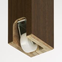 伸長式座卓 幅105~194cm 脚部に隠しキャスター付きで動きも滑らか。