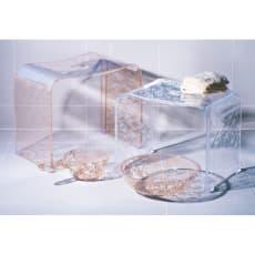 クリアローズ バスシリーズ バスチェアLL&洗面器