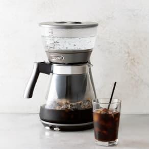 デロンギ ドリップコーヒーメーカー クレシドラ 写真