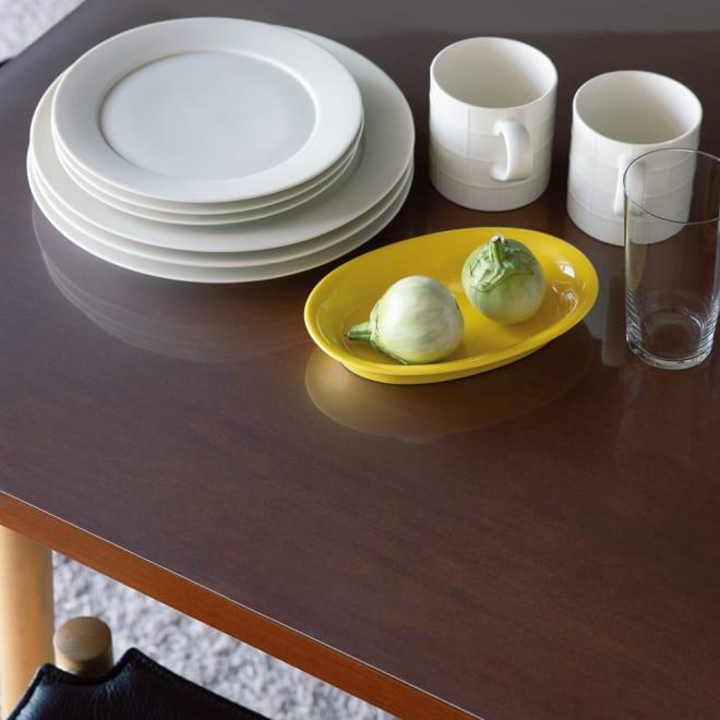 透明テーブルマット