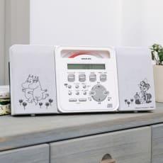 壁掛けCDプレーヤー ムーミンモデル