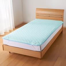 テンセルTM &ガーゼ寝具シリーズ さらさら敷きパッド