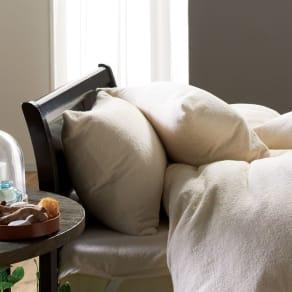 今治タオルシーツ&カバーシリーズ 枕カバー 写真