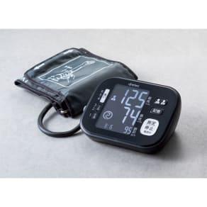 上腕式血圧計 写真