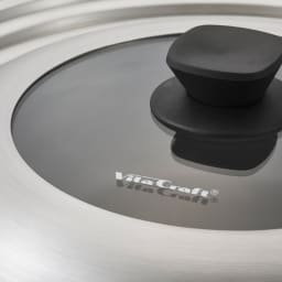 vitacraft/ビタクラフト スーパー鉄 フライパン用フタ径26・28・30cm兼用