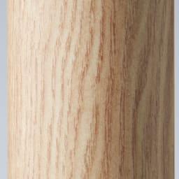 取付簡単窓枠突っ張り物干し 伸縮竿1本付き (ウ)ナチュラル木目 お部屋に合わせて選べる3色!カラーは木目調のホワイト、ダークブラウン、ライトブラウンの3色をラインナップ。