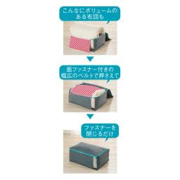 吸湿・消臭AirJob(R)布団収納袋 お得な2個組 大